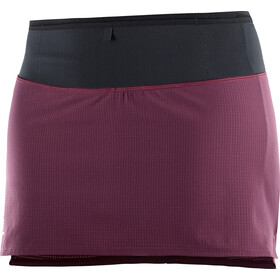 Salomon Sense Skort Damer, winetasting